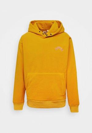 HOODIE UNISEX - Huppari - golden yellow