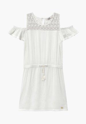 JILOE - Pletené šaty - off-white