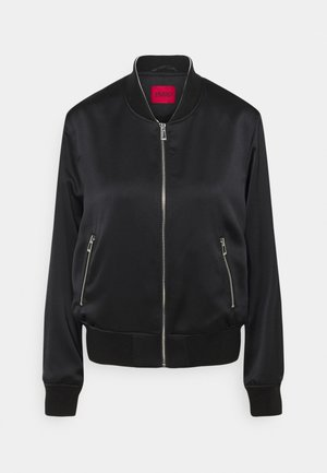 AGESA - Bomber Jacket - black