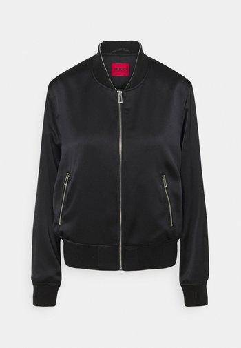 AGESA - Bomber Jacket - black