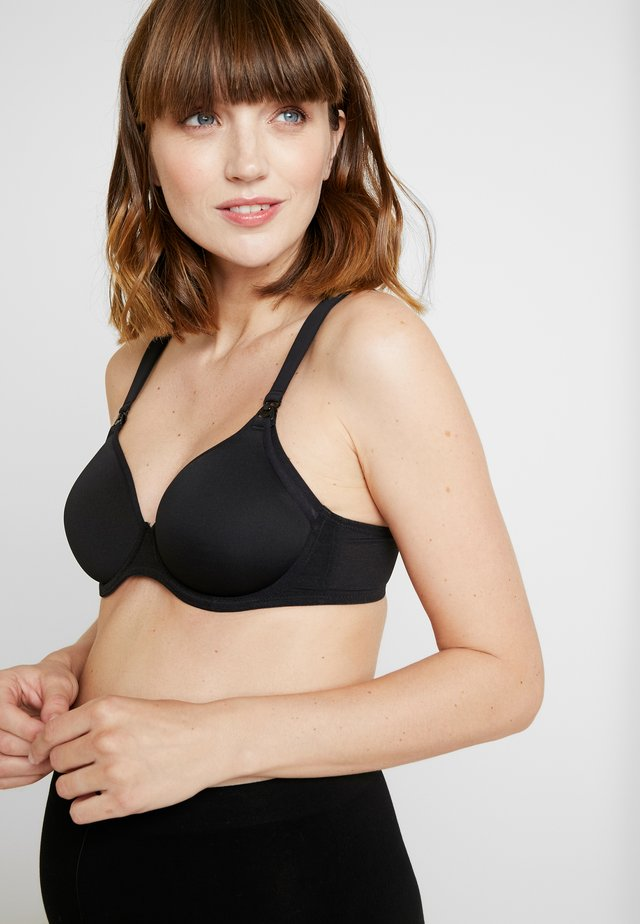 MISS STILL UND SPACERSCHALE - Underwired bra - schwarz
