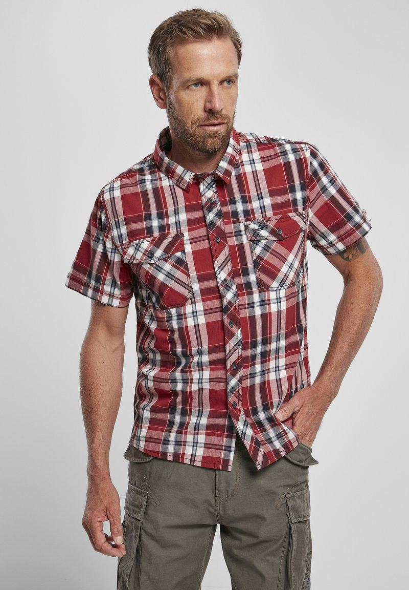 Brandit - ROADSTAR - Shirt - red