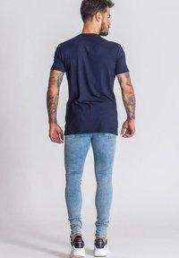 Gianni Kavanagh - T-shirt basique - navy blue - 2