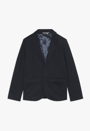 NKMSAFISK - Suit jacket - dark sapphire/black