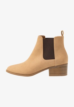 BRIXTON GUSSET - Ankle boots - cinnamon