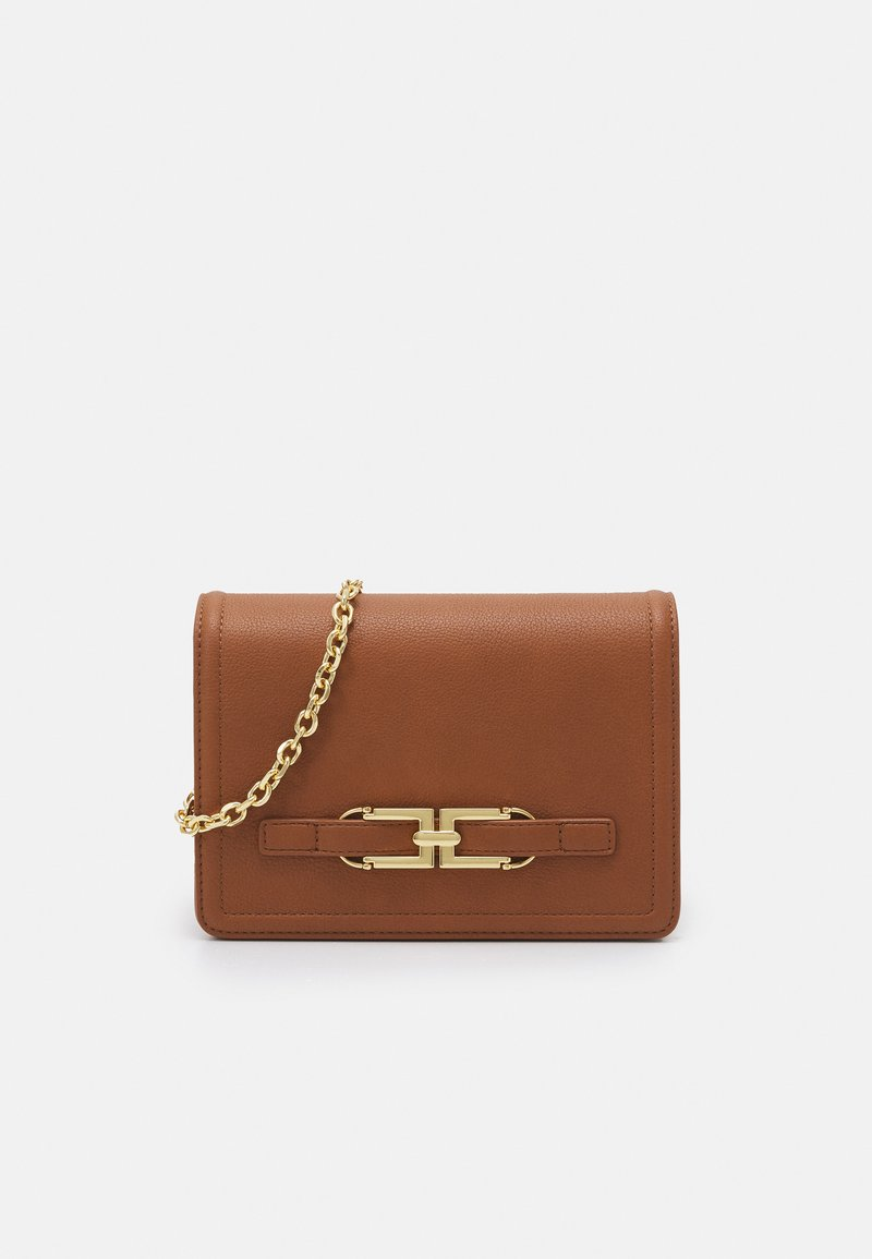 Elisabetta Franchi - WOMEN'S BAG - Across body bag - brown