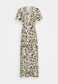 ELASTICA - Maxi dress - broken white