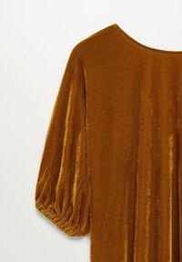 Mango - Denní šaty - mostaza - 8