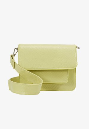 CAYMAN POCKET BOA - Borsa a tracolla - green