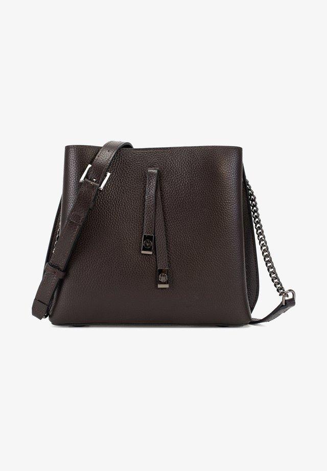 Handbag - chocolate