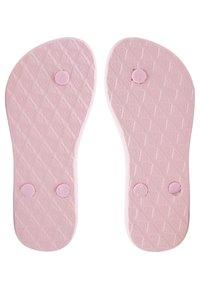 Roxy - VIVA STAMP - T-bar sandals - pink - 3