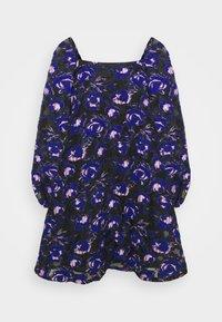 Résumé - CLAUDIA DRESS - Day dress - electric blue - 5