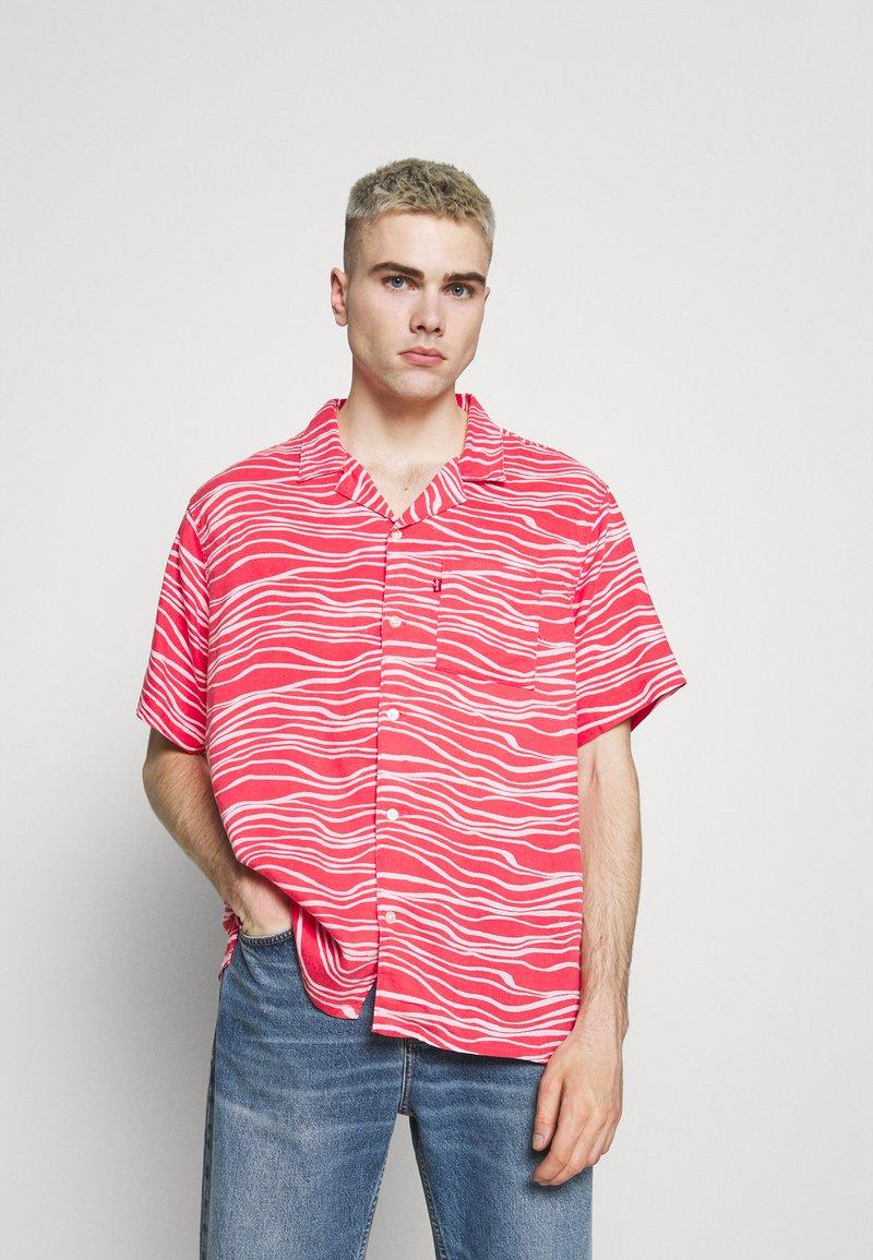 Levi's® - CUBANO SHIRT - Koszula - paradise pink