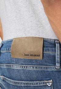 True Religion - NEW ROCCO DESTROYED - Zúžené džíny - blue - 3