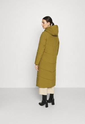 DEMI - Winter coat - dark ochre