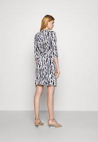 Diane von Furstenberg - JULIAN TWO - Day dress - new navy - 2