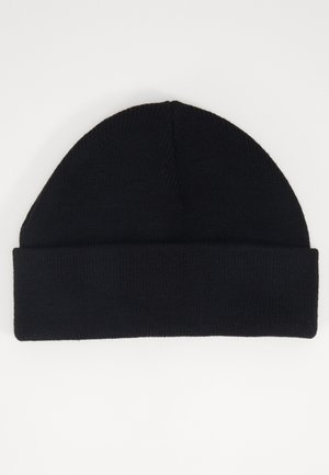 SHORT BEANIE  - Berretto - black