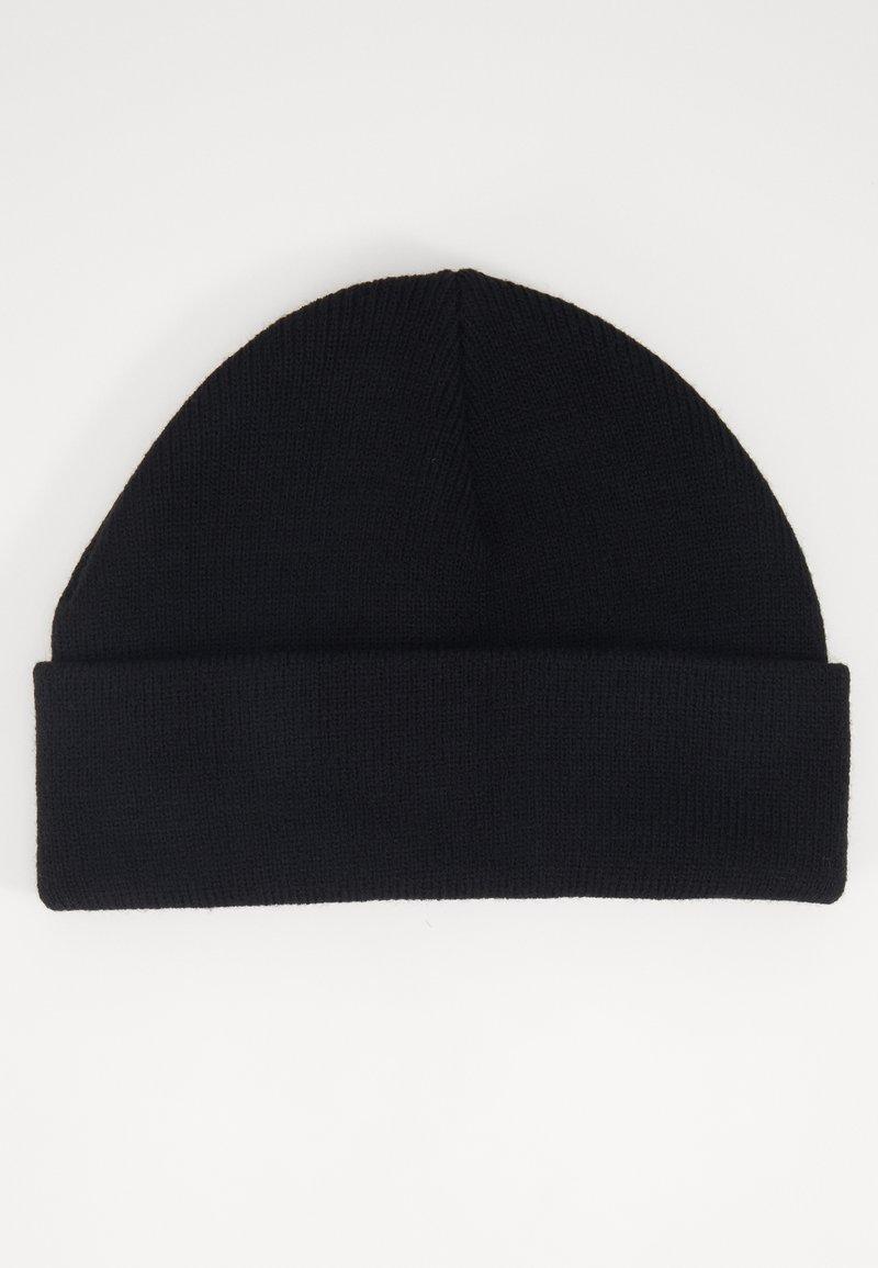 Pier One - SHORT BEANIE  - Čepice - black