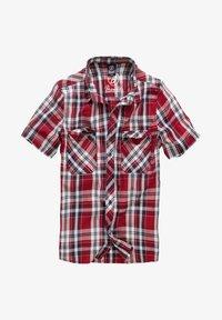 Brandit - ROADSTAR - Shirt - red - 5