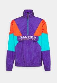 NAUTICA COMPETITION - WHIPSTAFF - Kurtka sportowa - purple - 0
