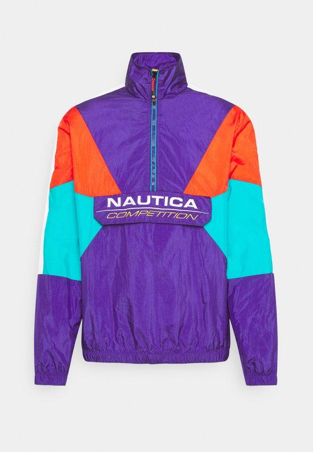 WHIPSTAFF - Training jacket - purple