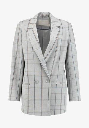 SYDNEY FASHION CHECK - Blazer - grey