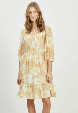 Day dress - beige/mottled beige