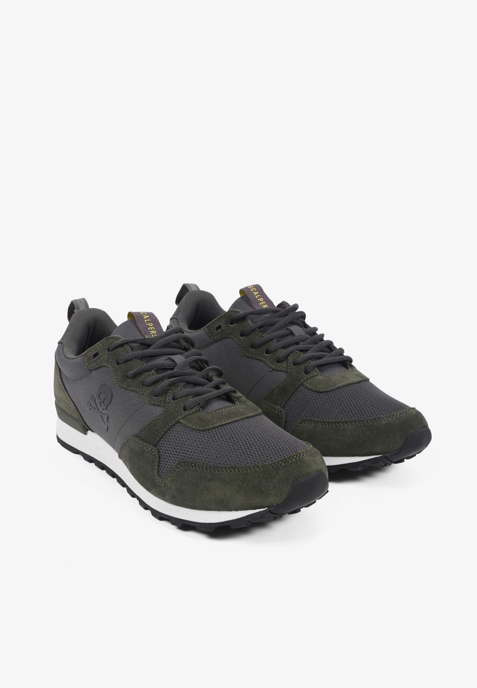 Scalpers CANADIAN  - Sneaker low - KHAKI/khaki - Herrenschuhe 4EQcZ