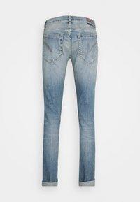 Dondup - GEORGE PANT - Slim fit jeans - blue - 5
