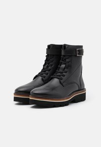 MAHONY - CELIN - Lace-up ankle boots - black - 1