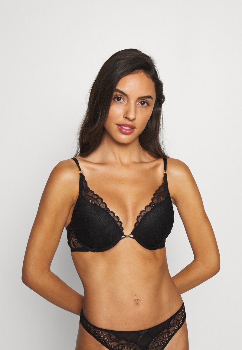 LASCANA - Push-up bra - black
