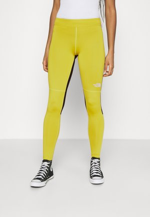 TIGHT - Leggings - Trousers - citronelle green