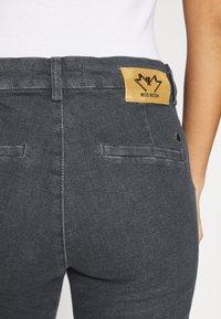 Mos Mosh - BLAKE GALLERY PANT - Slim fit jeans - grey - 7