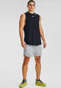 Under Armour - TRAIN STRETCH PRINT  - Sports shorts - halo gray - 1