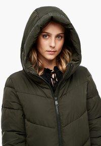 s.Oliver - Winter coat - khaki - 4