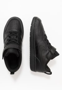 Nike Sportswear - COURT BOROUGH  - Tenisky - black - 0