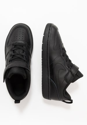 COURT BOROUGH  - Sneakersy niskie - black