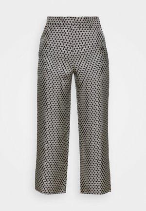 ACERBO - Kalhoty - nero