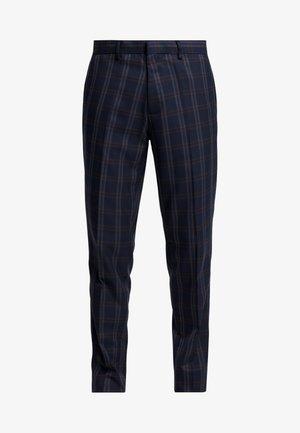 TART CHECK - Kalhoty - mid blue