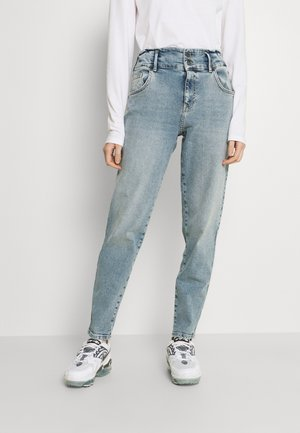ONLLU CARROT - Jeans Tapered Fit - light blue denim