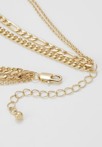 Pieces - PCOKIA COMBI NECKLACE - Smykke - gold-coloured - 2