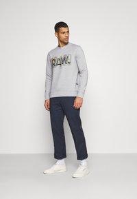 G-Star - RAW - Sweater - heavy sherland/grey - 1