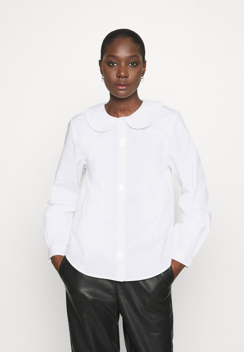 Carin Wester - BLOUSE - Blouse - white