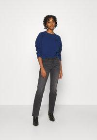 Lee - VINTAGE CROPPED  - Sweatshirt - washed blue - 1