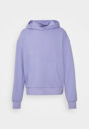 BASIC HOODIE - Sweatshirt - light purple