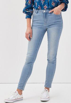 Slim fit jeans - denim dirty