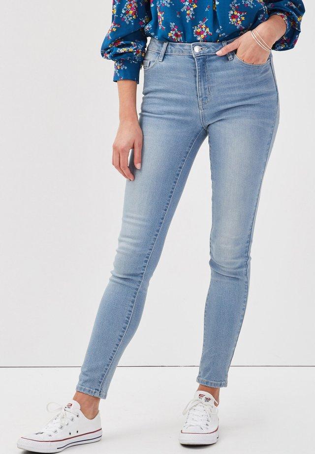 Jeans slim fit - denim dirty