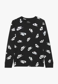 Nike Sportswear - WINTERIZED - Långärmad tröja - black - 0