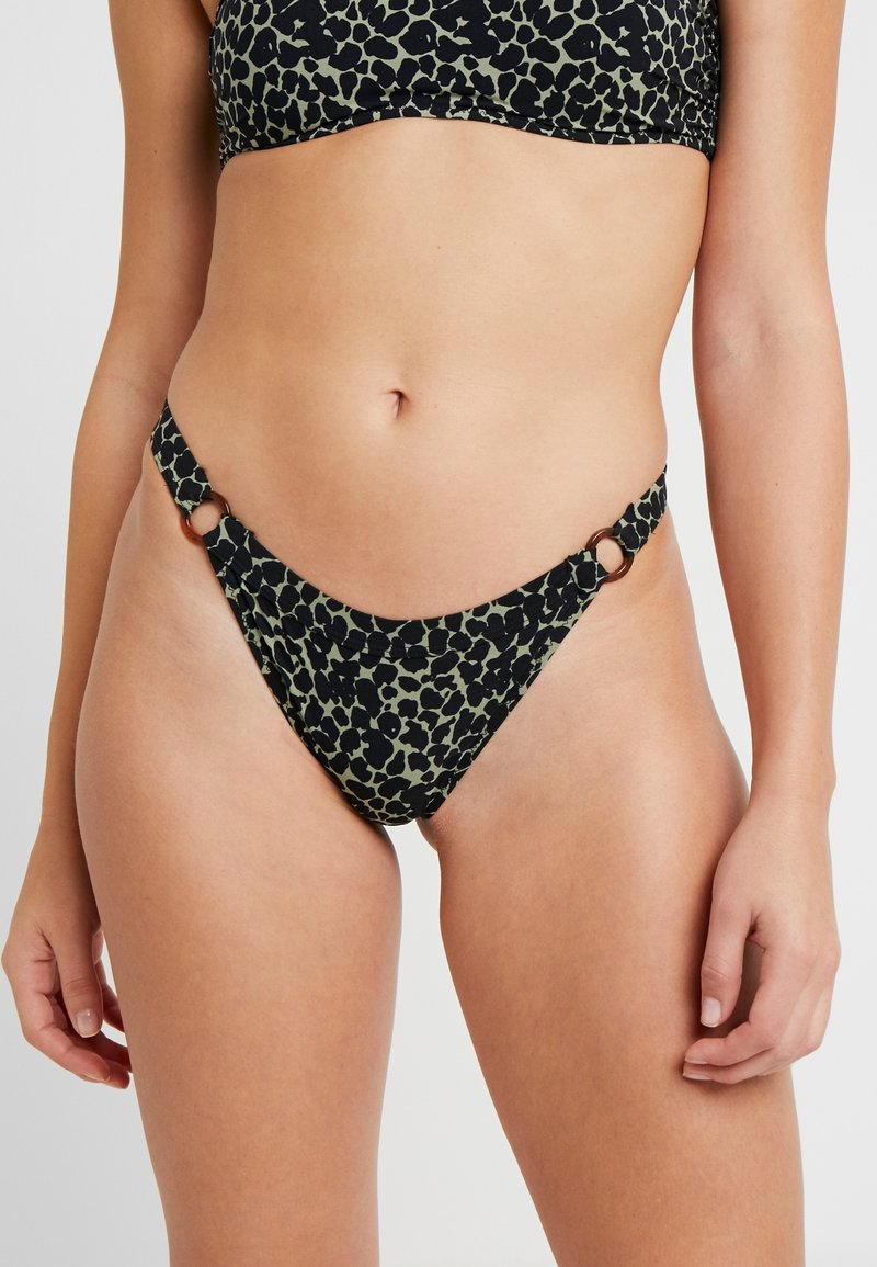 LOVE Stories - ZOEY - Bikini bottoms - fern