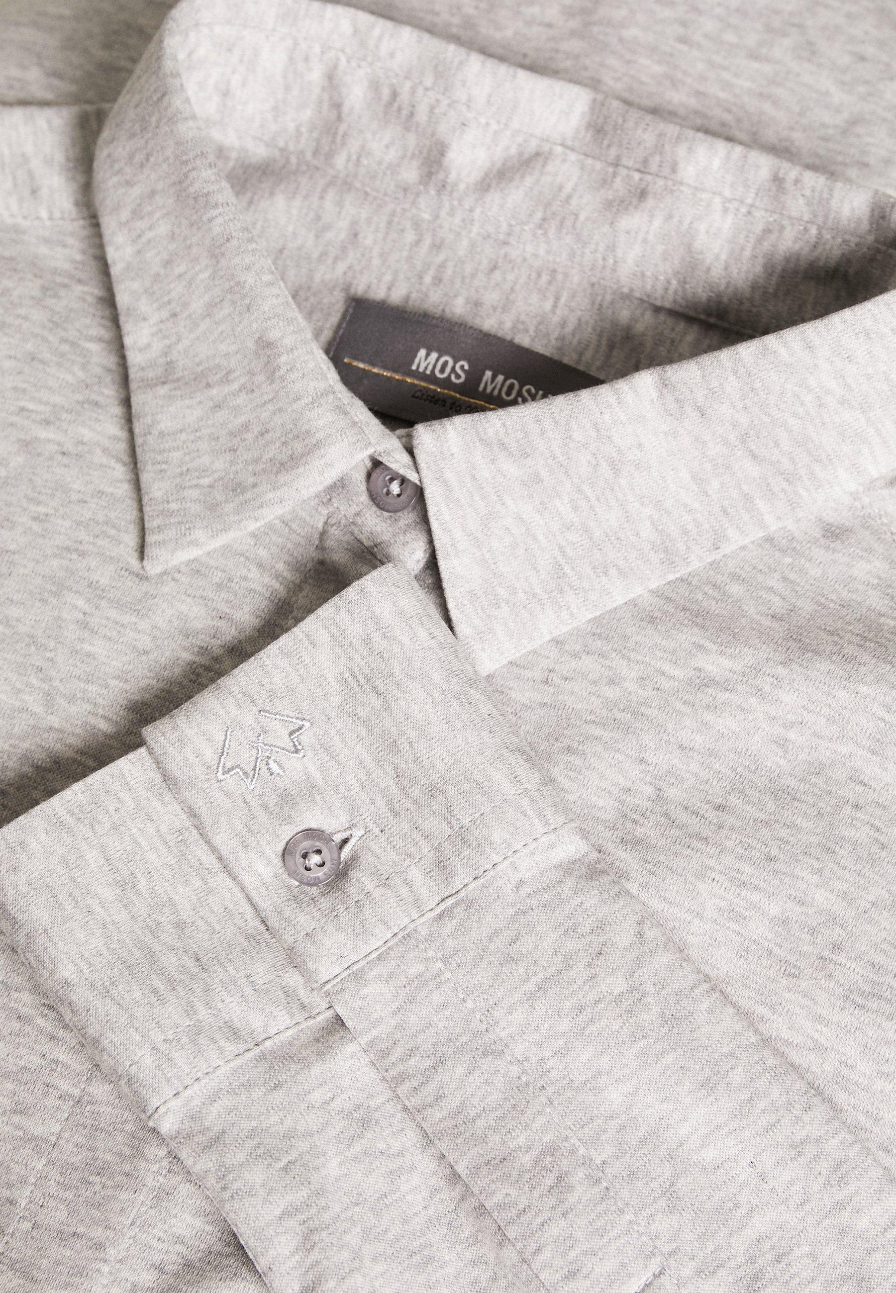 White Tina Jersey Shirt   MOS MOSH   Skjorter & bluser